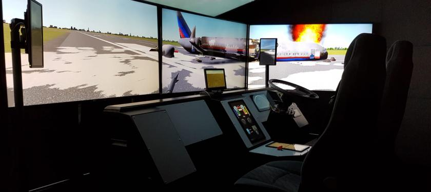 XVR completes national simulation centre India