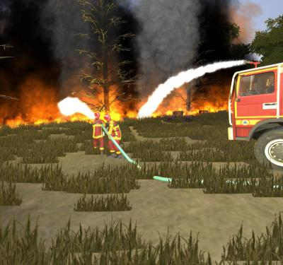 Wildfire functionality greatly improved