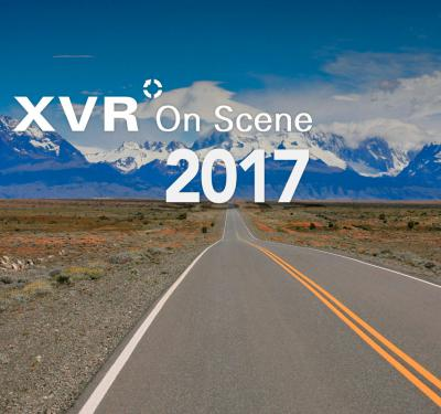 The road to XVR On Scene 2017