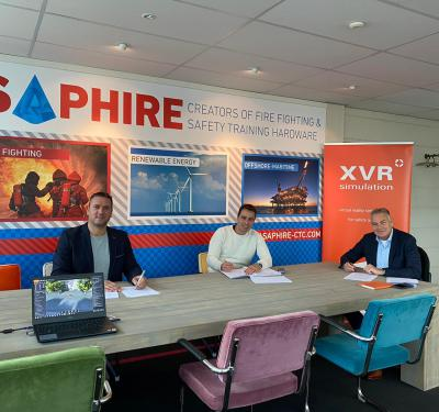 SAPHIRE-CTC new reseller XVR for France