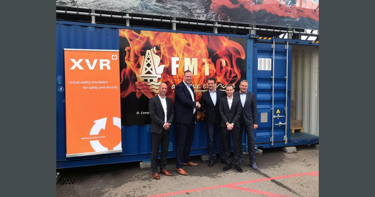 Revolutionary Step Fmtc To Conduct Vr Training Xvr Simulation